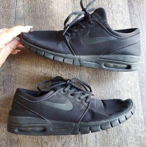 Nike Men's Stefan Janowski Max Black Sz 7